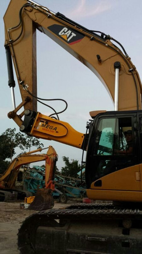 martillo hidraulico marca mega 330 para excavadora nuevo