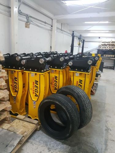 martillo hidraulico marca mega 416 para retroexcavadora