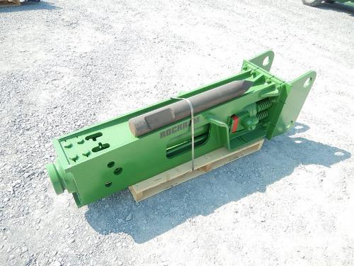 martillo hidraulico marca rockram nuevo para excavadora