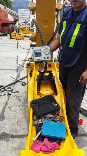 martillo hidraulico mega 325 nuevo para excavadora