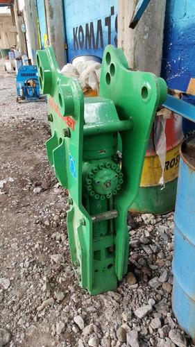 martillo hidraulico montabert brh140 para retroexcavadoras