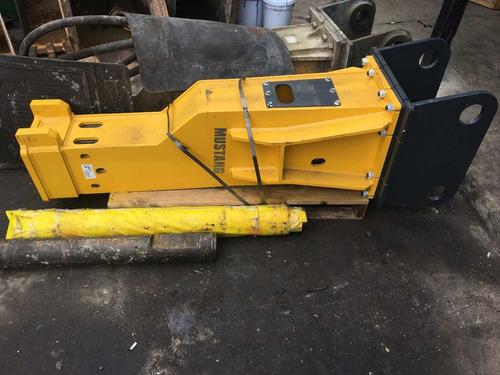 martillo hidraulico nuevo para excavadora 15 a 27 ton cat jd