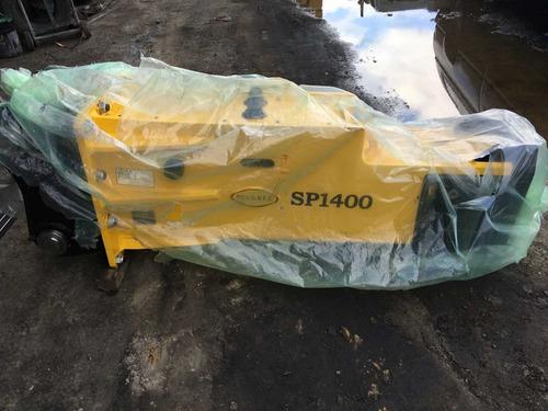 martillo hidraulico nuevo para excavadora 20 a 35 ton cat jd