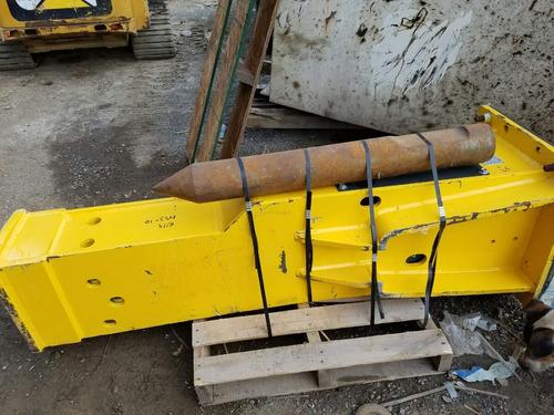 martillo hidráulico para excavadora