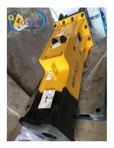 martillo hidraulico para excavadora