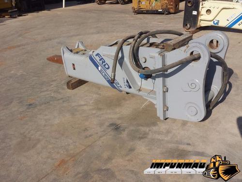 martillo hidraulico para excavadora kent f27 reconstruido