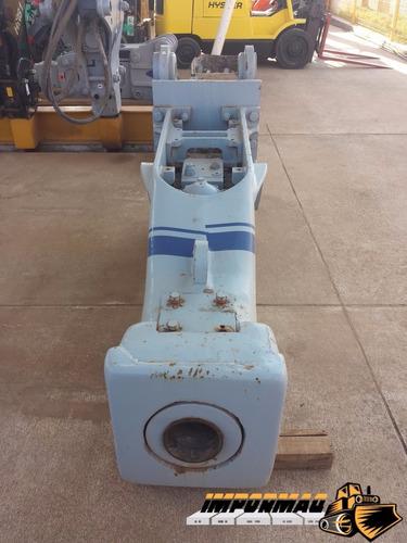 martillo hidraulico para excavadora kent kf22 reconstruido