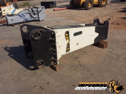martillo hidraulico para excavadora stanley 50ex recontruido