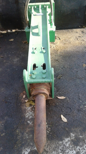 martillo hidraulico para jumbo hammer brh 501