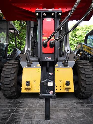 martillo hidráulico para minicargador nuevo modelo sm 35sl