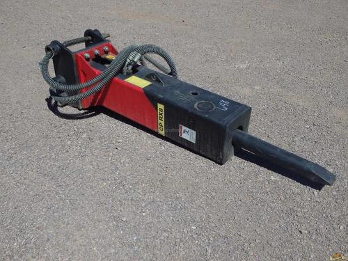 martillo hidraulico para retroexcavadora cat 416c 580m 310g