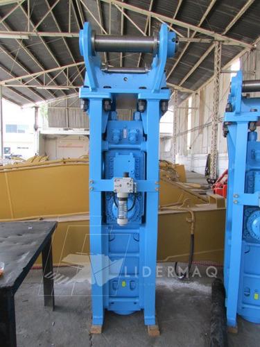 martillo hidráulico pbv400 poqutec 2018