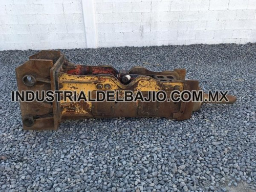 martillo hidráulico rotomartillo john deere case caterpillar
