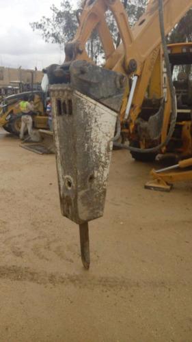martillo hidraulico stanley mb656