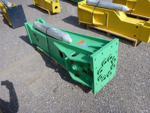 martillo para excavadora marca mustang modelo 501