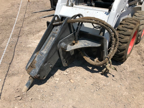 martillo para minicargador bob cat stanley 2012