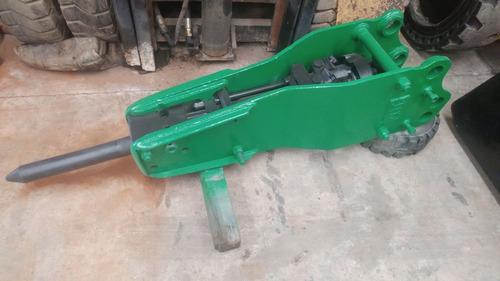 martillo para retroexcavadora