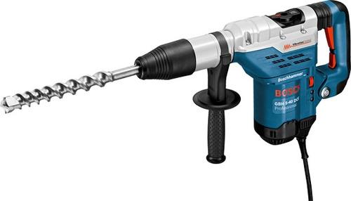 martillo perforador con sds-max gbh 11 de marca bosch