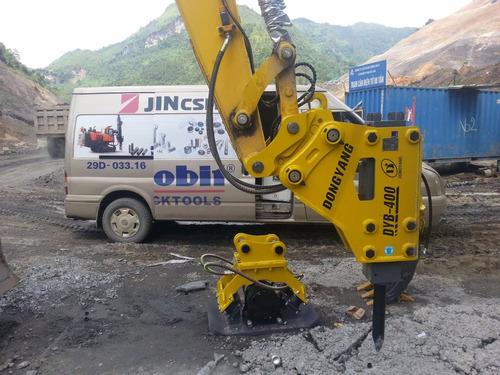 martillo picador demoledor de 380 kg para retroexcavadora