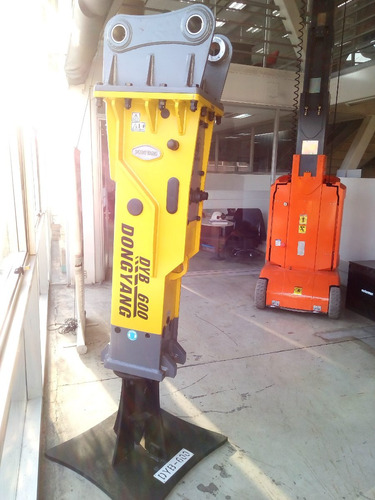 martillo picador hidraulico 800 kg dyb-600 excavadora m4q