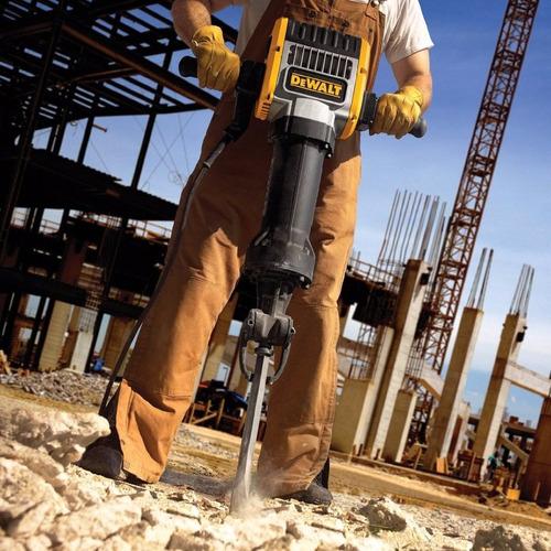 martillo rompe pavimento 30kg dewalt d25980