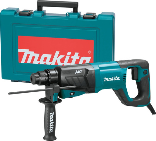 martillo rotomartillo makita hr2641 800w  oferta sin interes