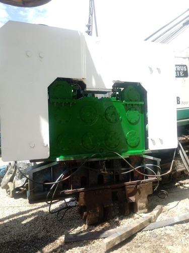 martillo y unidad hidraulica foster 4030