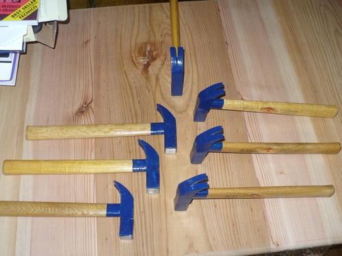 martillos carpintero azul