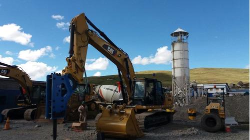 martillos hidraulicos hydrokhan para excavadoras