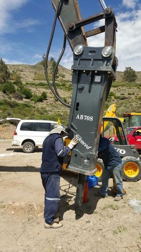 martillos hidraulicos / martillo hidraulico ana