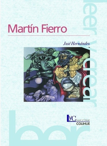 martin fierro - josé hernández