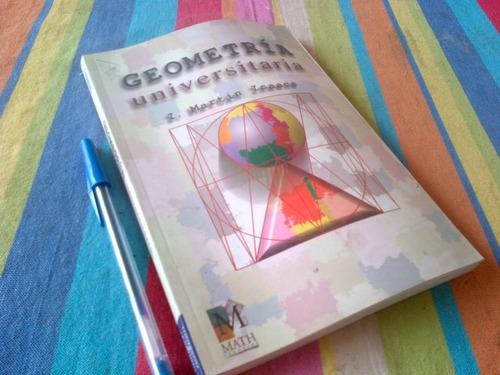martin isaacs. geometria universitaria