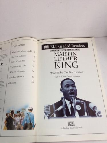martin luther king, caroline laidlaw