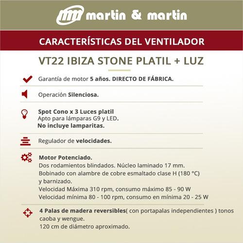 martin martin ventilador techo