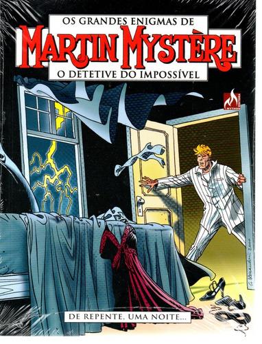 martin mystere 5 2ª serie - mythos 05 - bonellihq cx13 g19