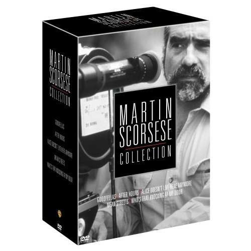 martin scorsese collection (6 dvds) nuevo, sellado.