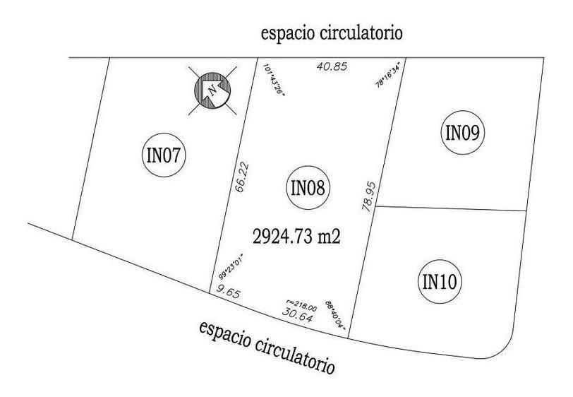 martindale c.c - lote de 2924 m² !! excelente orientación