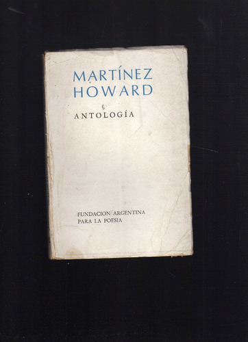 martinez howard - antologia