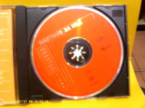 martinho da vila - série aplauso - cd