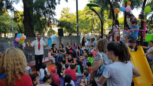 martinuke animación infantil cumple títeres magia globología