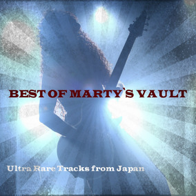 Marty Friedman Best Of Marty's Vault Bootleg Oficial