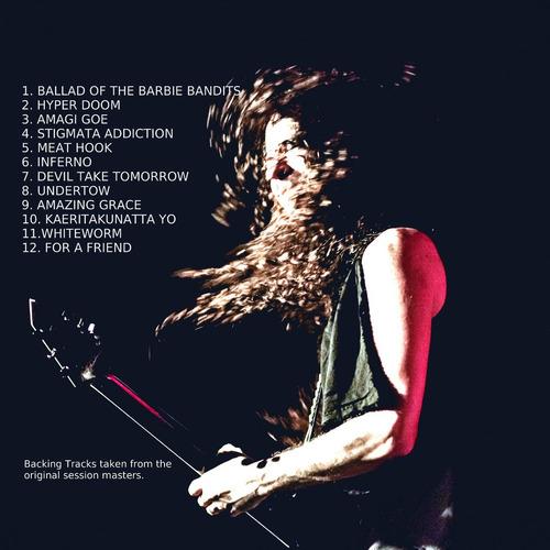 marty friedman cd backing tracks