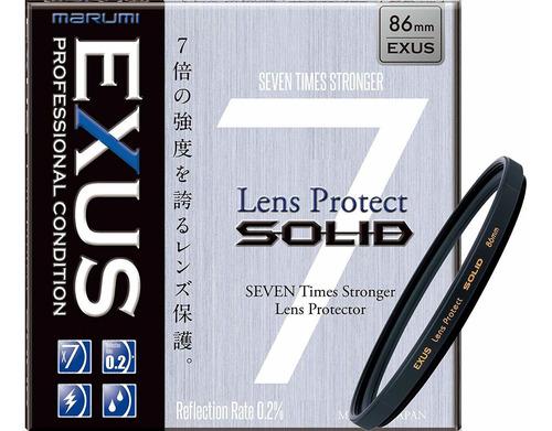 marumi exus solid - filtro antiestático para protección d