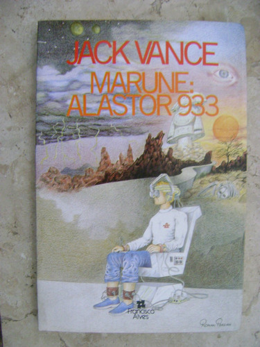 marune: alastor 933 jack vance 82