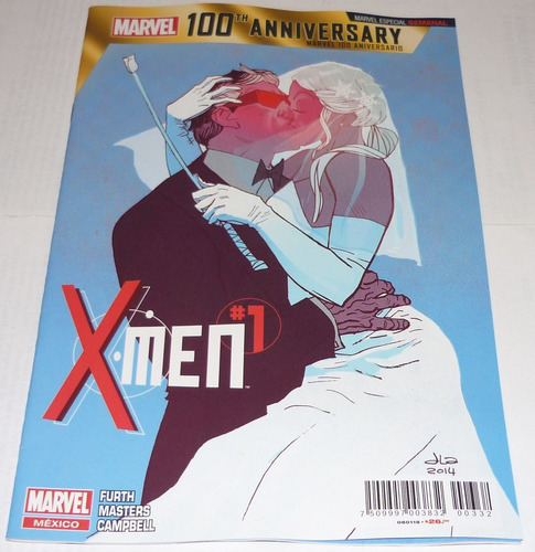 marvel 100 aniversario serie completa marvel mexico