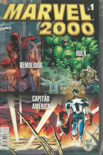 marvel 2000 vol 01 - abril - bonellihq cx154 b18