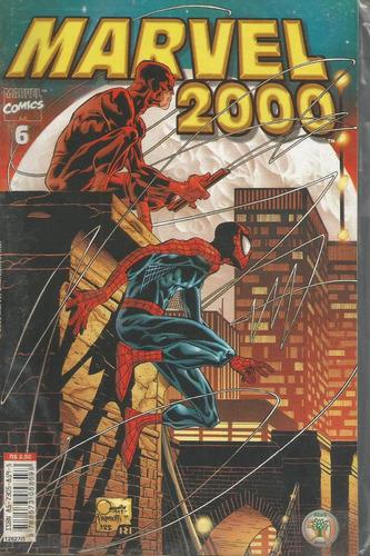 marvel 2000 vol 06 - abril - bonellihq cx154 b18