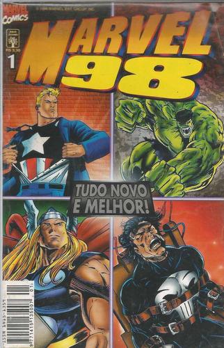 marvel 98 volume 01 - abril - bonellihq cx125 l17