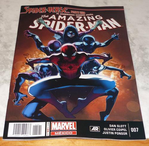 marvel amazing spider-man #007
