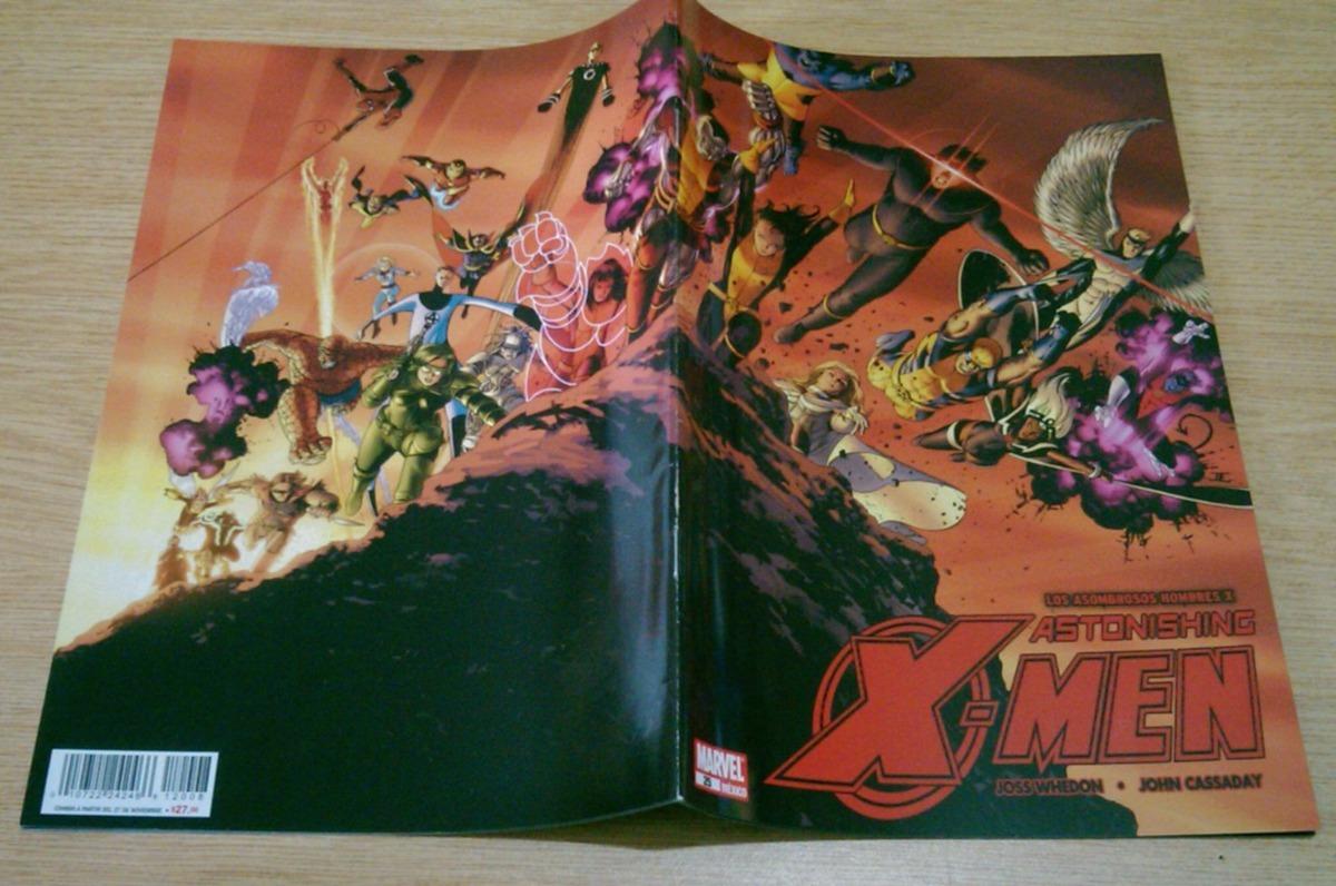 Marvel Astonishing X Men Saga Completa 25 Tomos En Espanol Cargando Zoom